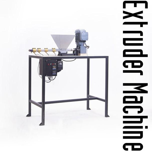 Precious Plastics Extruder Machine
