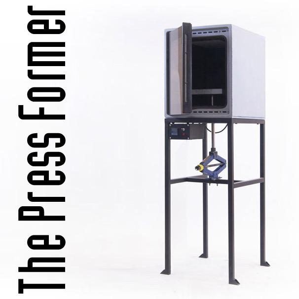 Precious Plastic Compression Machine